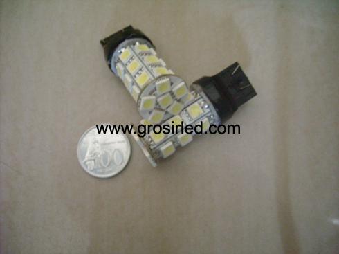 Grosir led menjual lampu LED T20 – 7443 cocok untuk mobil / motor